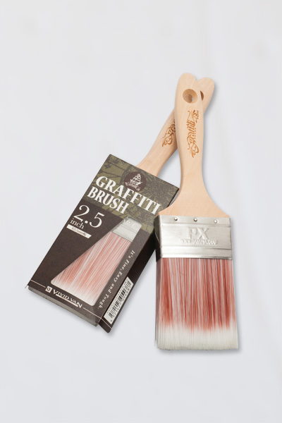 GRAFFITI BRUSH 2.5in.