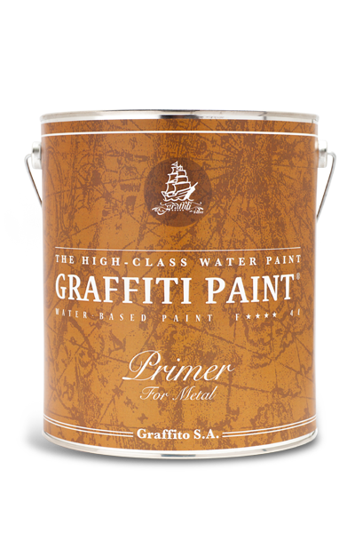 GRAFFITI PAINT Primer For Metal