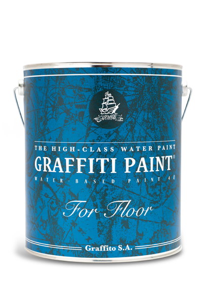 GRAFFITI PAINT For Floor