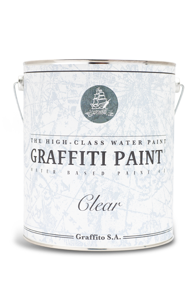 GRAFFITI PAINT Clear