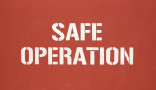 SAFE OPERATION