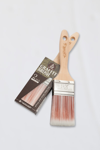 GRAFFITI BRUSH 2in.