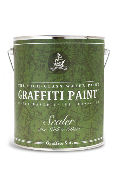 GRAFFITI PAINT Sealer