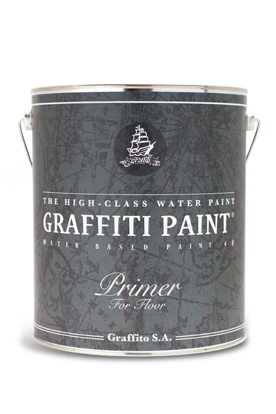 GRAFFITI PAINT Primer For Floor